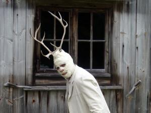 Pekka Kainulainen,Valkoinen peura,2013. Kuvaaja: Iiris Pessa